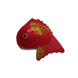 Paper fish toy