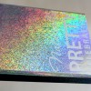Metallized & Holographic PET Laminated Board
