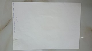 MG Natural shade poster paper - MEDICAL GRADE